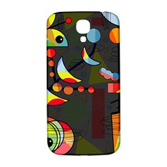 Happy Day 2 Samsung Galaxy S4 I9500/i9505  Hardshell Back Case by Valentinaart