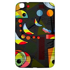 Happy Day 2 Samsung Galaxy Tab 3 (8 ) T3100 Hardshell Case  by Valentinaart