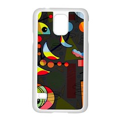 Happy Day 2 Samsung Galaxy S5 Case (white)