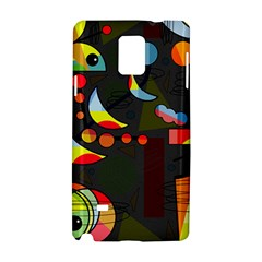Happy Day 2 Samsung Galaxy Note 4 Hardshell Case by Valentinaart