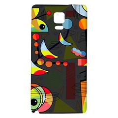 Happy Day 2 Galaxy Note 4 Back Case by Valentinaart