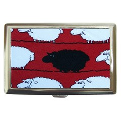 Sheep Pattern Cigarette Money Cases