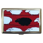 Sheep Pattern Cigarette Money Cases Front