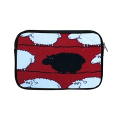 Sheep Pattern Apple Ipad Mini Zipper Cases