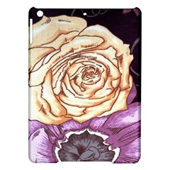 Texture Flower Pattern Fabric Design Ipad Air Hardshell Cases
