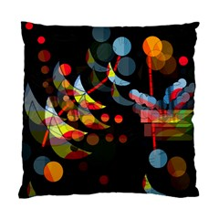 Magical Night  Standard Cushion Case (one Side) by Valentinaart