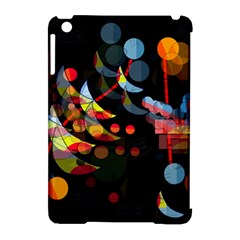 Magical Night  Apple Ipad Mini Hardshell Case (compatible With Smart Cover) by Valentinaart