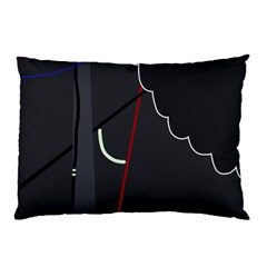 Plug In Pillow Case by Valentinaart