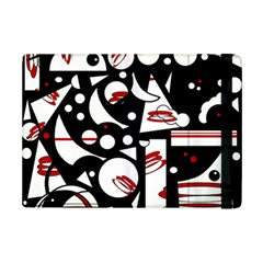 Happy Life   Red Ipad Mini 2 Flip Cases by Valentinaart