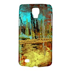 Autumn Landscape Impressionistic Design Galaxy S4 Active by digitaldivadesigns