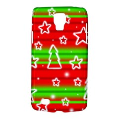Christmas Pattern Galaxy S4 Active by Valentinaart