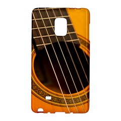 Vintage Guitar Acustic Galaxy Note Edge by AnjaniArt