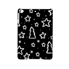 Black And White Xmas Ipad Mini 2 Hardshell Cases by Valentinaart
