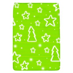 Green Christmas Flap Covers (s)  by Valentinaart