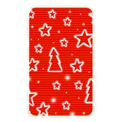 Red Xmas Memory Card Reader by Valentinaart
