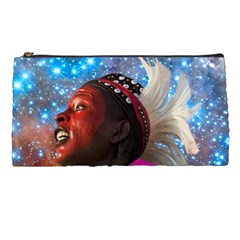 African Star Dreamer Pencil Cases by icarusismartdesigns
