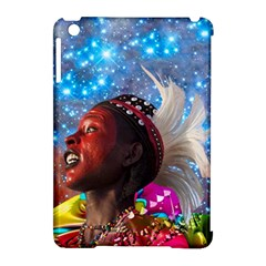 African Star Dreamer Apple Ipad Mini Hardshell Case (compatible With Smart Cover) by icarusismartdesigns