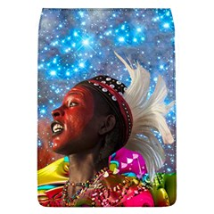 African Star Dreamer Flap Covers (l)  by icarusismartdesigns