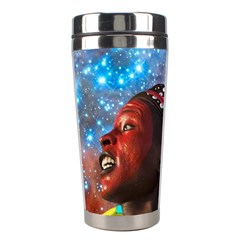 African Star Dreamer Stainless Steel Travel Tumblers