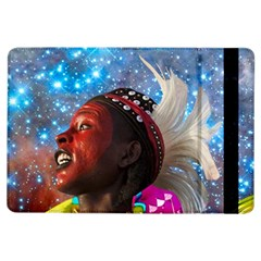 African Star Dreamer Ipad Air Flip