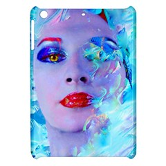Swimming Into The Blue Apple Ipad Mini Hardshell Case by icarusismartdesigns