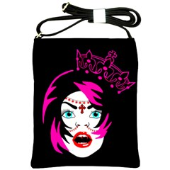 Vampire Gypsy Princess Shoulder Sling Bags by burpdesignsA