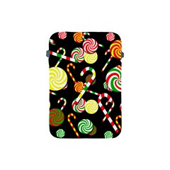Xmas Candies  Apple Ipad Mini Protective Soft Cases by Valentinaart