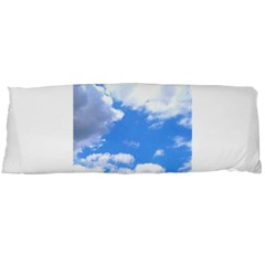 Clouds And Blue Sky Body Pillow Case (dakimakura) by picsaspassion