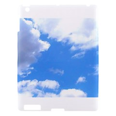Clouds And Blue Sky Apple Ipad 3/4 Hardshell Case by picsaspassion