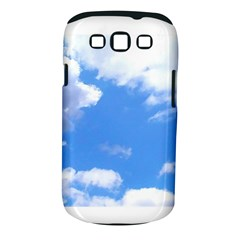 Clouds And Blue Sky Samsung Galaxy S Iii Classic Hardshell Case (pc+silicone) by picsaspassion