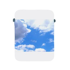 Clouds And Blue Sky Apple Ipad 2/3/4 Protective Soft Cases by picsaspassion