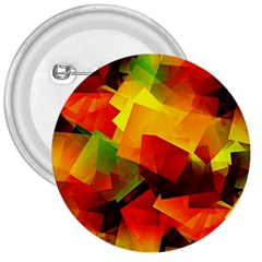 Indian Summer Cubes 3  Buttons by designworld65