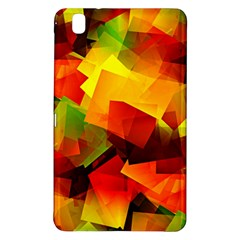 Indian Summer Cubes Samsung Galaxy Tab Pro 8 4 Hardshell Case by designworld65