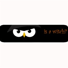 Who Is A Witch? Large Bar Mats by Valentinaart