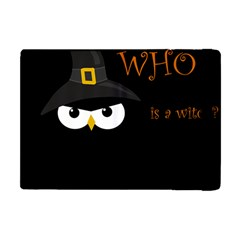 Who Is A Witch? Apple Ipad Mini Flip Case by Valentinaart