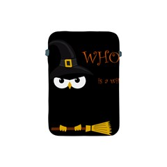 Who Is A Witch? Apple Ipad Mini Protective Soft Cases by Valentinaart