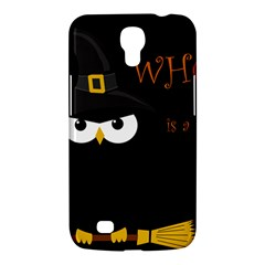 Who Is A Witch? Samsung Galaxy Mega 6 3  I9200 Hardshell Case by Valentinaart