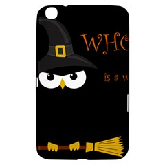 Who Is A Witch? Samsung Galaxy Tab 3 (8 ) T3100 Hardshell Case  by Valentinaart