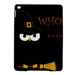 Who Is A Witch? Ipad Air 2 Hardshell Cases by Valentinaart