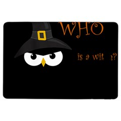 Who Is A Witch? Ipad Air 2 Flip by Valentinaart