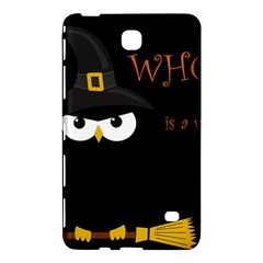 Who Is A Witch? Samsung Galaxy Tab 4 (7 ) Hardshell Case  by Valentinaart