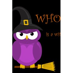 Who Is A Witch?   Purple 5 5  X 8 5  Notebooks by Valentinaart