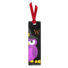 Who Is A Witch?   Purple Small Book Marks by Valentinaart