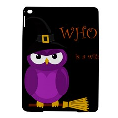 Who Is A Witch?   Purple Ipad Air 2 Hardshell Cases by Valentinaart