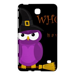 Who Is A Witch?   Purple Samsung Galaxy Tab 4 (8 ) Hardshell Case