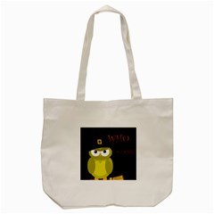 Who Is A Witch?   Yellow Tote Bag (cream) by Valentinaart