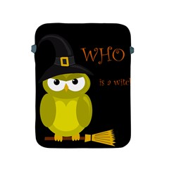 Who Is A Witch?   Yellow Apple Ipad 2/3/4 Protective Soft Cases by Valentinaart