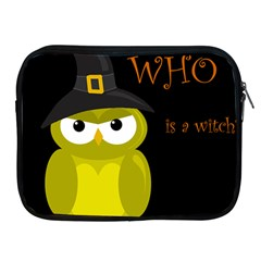 Who Is A Witch?   Yellow Apple Ipad 2/3/4 Zipper Cases by Valentinaart