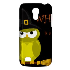Who Is A Witch?   Yellow Galaxy S4 Mini by Valentinaart