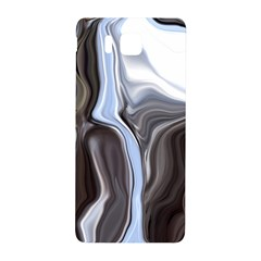 Metallic And Chrome Samsung Galaxy Alpha Hardshell Back Case by digitaldivadesigns